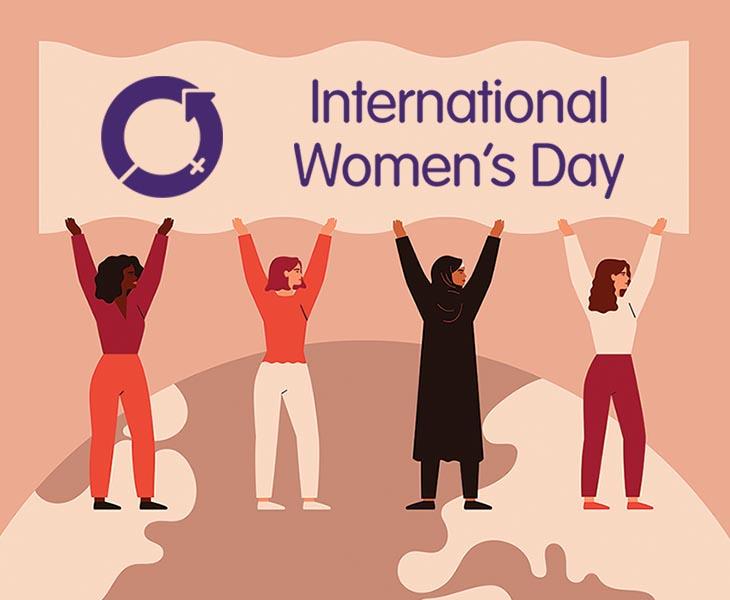 International Women's Day Sale