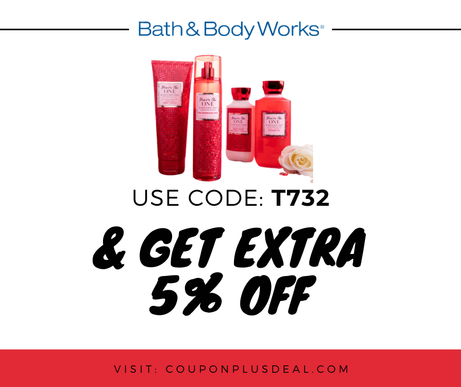 Bath and Body Works Promo Code